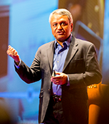 T.K. Rengarajan speaking at 2017 UWEBC conference