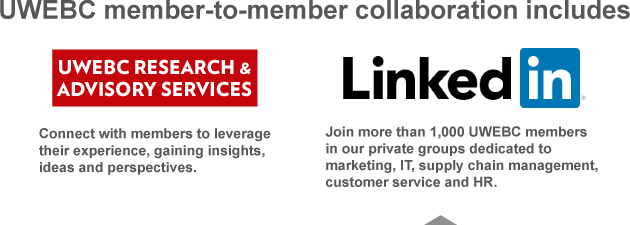 Member-to-member collaboration