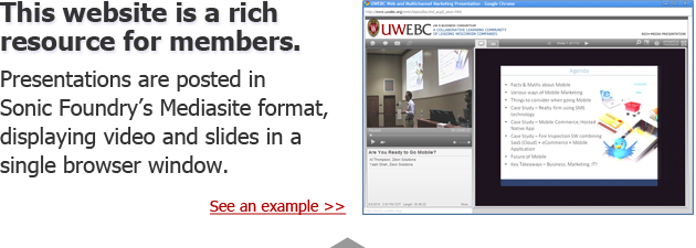 uwebc.org a rich member resource